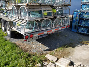 16 foot galvanized trailer