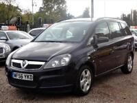 2006 Vauxhall Zafira 1.6 i 16v Club 5dr