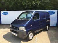2002 Suzuki Carry 1.3 Petrol Van