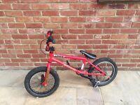 16inch fit bike bmx
