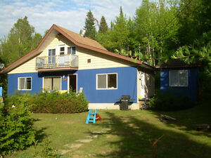 Chalet a vendre a Chersey , Lanaudiere