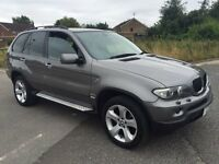 "BMW X5 3.0 SPORT D""""2005 /FACE LIFT """" ALLOYS ELECTRIC WINDOWS/MIRRORS"