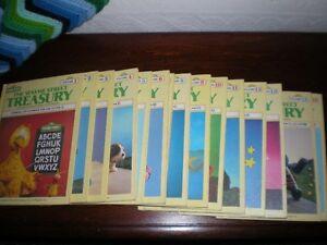 Sesame Street Treasury - Complete set of 15 volumes