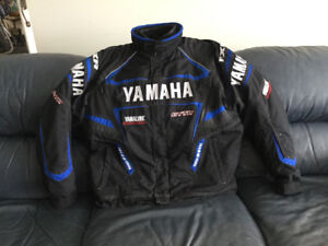 Yamaha FXR snowmobile jacket