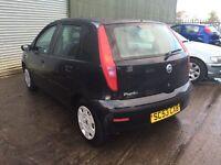 Fiat Punto 1.2 (MOT 22/7/17) £450