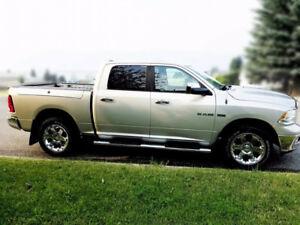 2010 Dodge Power Ram 1500 Laramie Pickup Truck