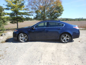 2009 Acura TL ALL WHEEL DRIVE Sedan TL- SH AMAZING!!!