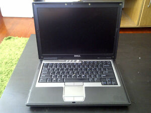 Dell Latitude D620 As-is for parts or repair.