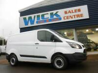 2014 Ford TRANSIT CUSTOM 290 ECOTECH SWB LR VAN *LOW MILES* Manual Medium Van