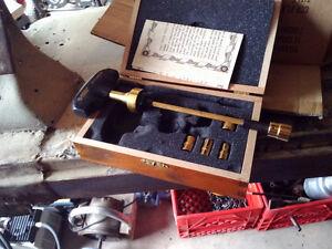 Chrysler gold tool award socket set