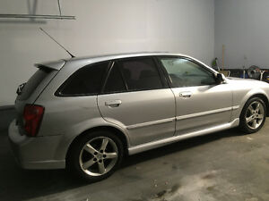 2002 Mazda Protege Hatchback Hatchback
