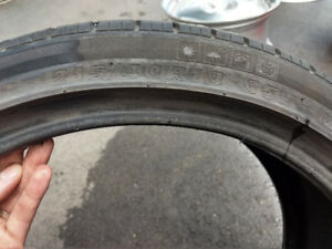 87% tread Kumo Solus  all season tires X4. Great Shape!