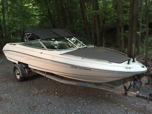 Ready for water - 17' searay - trade or sale