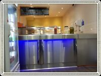 FISH & CHIP TAKEAWAY SHOP FOR QUICK SALE IN BRIXTON