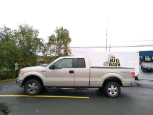 On SALE.  2010 FORD F-150 8900$ NEGOTIABLE.