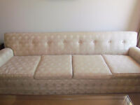 Couch and Love Seat in Great Condition