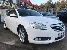 2012 Vauxhall Insignia 2.0 CDTi SRi VX LINE 5DR TURBO DIESEL HATCHBACK ** SAT...