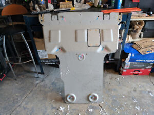 Toyota Tundra OEM TRD PRO front skid plate