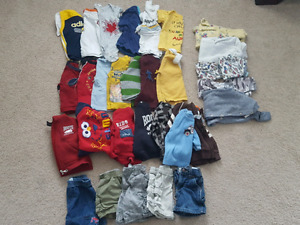 Boys 12 months clothing lot