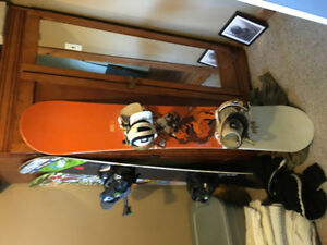 M3 Snowboard, Great Condition