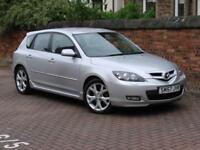 FINANCE AVAILABLE!! 2007 MAZDA 3 2.0 SPORT 5dr, 6 SPEED, BOSE SYSTEM, 1 YEAR MOT