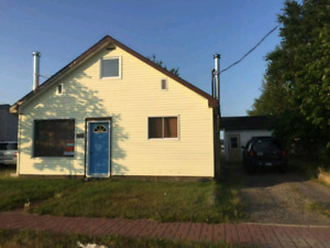 FOR RENT OR SALE - 2 bedroom house in schreiber