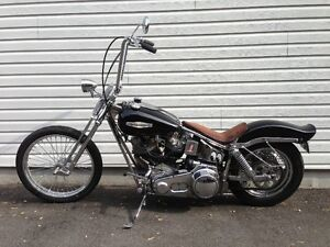 Trade Custom Harley for newer four wheeler or side by side