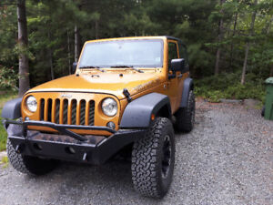 2014 Jeep Wrangler Sport only 39000kms!