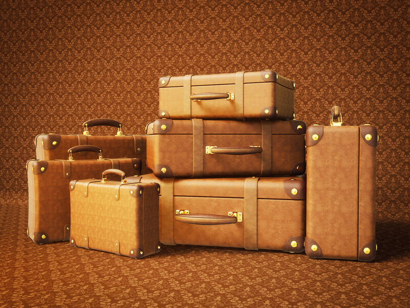Top 3 Luggage Sets
