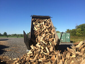 FIREWOOD / BOIS DE CHAUFFAGE * dry and ready to burn now!