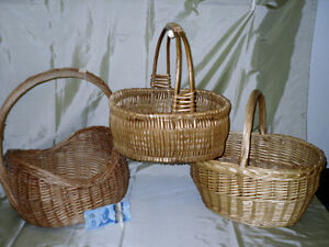 Large MARKET BASKETS $10 each