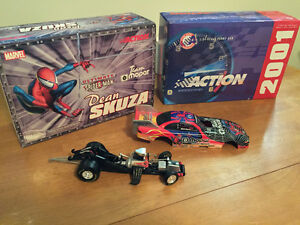 Limited Edition 2001 Dean Skuza Spider-Man Team Mopar Funny Car