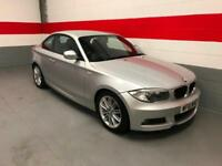 BMW 1 -SERIES 120D 2.0 M-SPORT COUPE 2011/61, ONLY 64000 MILES,