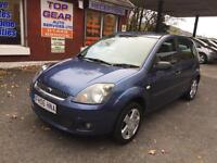 Ford Fiesta 1.4TD 2006MY Zetec Climate