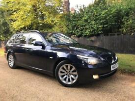 520d SE Touring 5dr Estate Manual [2007-07]