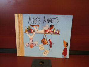 Alfie's Angels in Turkish and English