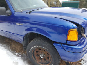 Parting Out 2002 Ford Ranger 4.0L Pickup Truck