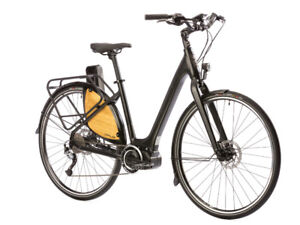 OPUS Bicycle Connect step through E-Bike