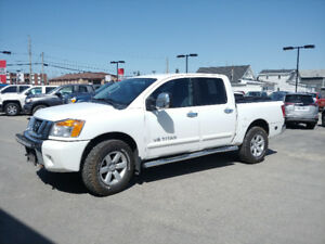 2011 Nissan Titan SV with 119***km in amazing condition
