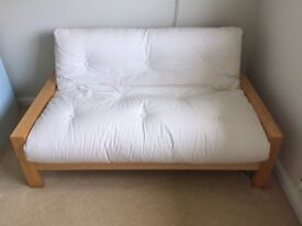 The Futon Company double Futon sofa bed RRP£750+