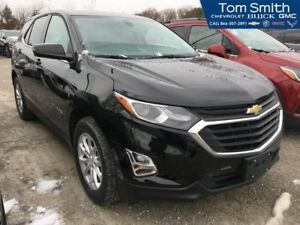 2018 Chevrolet Equinox LT  LT INFOTAINMENT PLUS PKG/HEATED SEATS