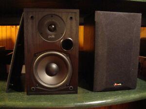 Polk Audio R30 Floorstanding + R15 Bookshelf Speakers