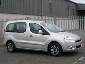 Peugeot Partner 1.6HDi ( 92bhp ) ( s/s ) EGC Tepee S Automatic