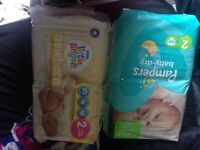 Baby boy nappies 2
