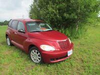 2008 Chrysler PT Cruiser Sedan