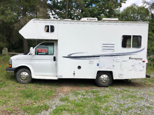 21 ft. motorhome for sale