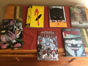Collection of graphic novels