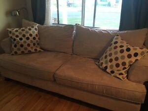 Couch and Chair Set- New Price!