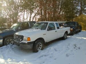 Parting out Ford Rangers and Explorers 91- 04