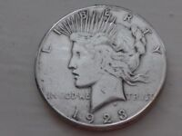 Silver American Dollar- Peace edition 1923